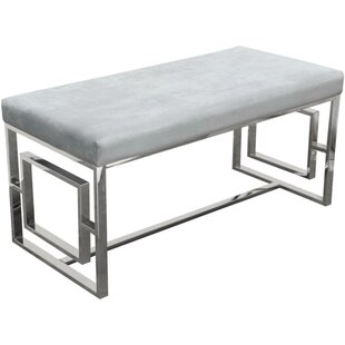 Jaidan Upholstered Bench by Orren Ellis Looking for