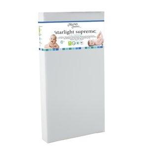 Starlight Support Supreme All Foam Crib Mattress
