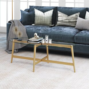 Reviews Broderick Oval Coffee Table By Mercer41