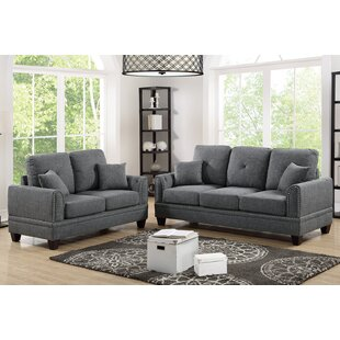 grey living room sets farmhouse quickview grey living room sets youll love wayfair