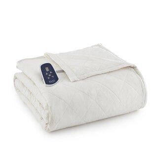 Shafer 3 Piece Heated Comforter Blanket