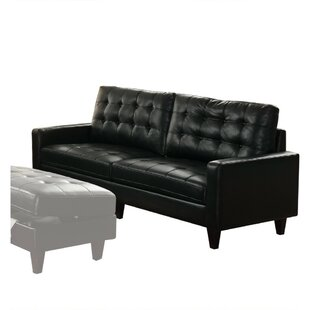 Meltzer Transitional Button Tufting Sofa