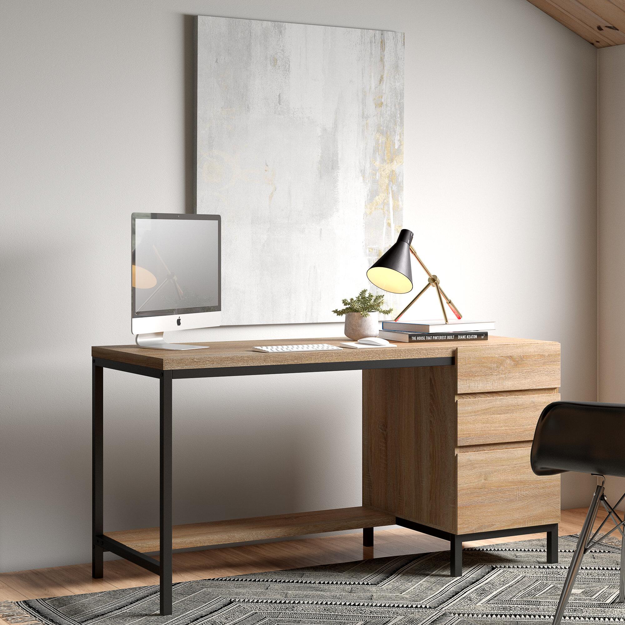 Modern Deep Greater Than 30 In Desks Allmodern