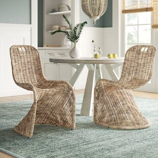 Waddell Side Chair (Set of 2) by Beachcrest Home