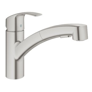 Grohe Eurosmart Single Handle Pull Out St..