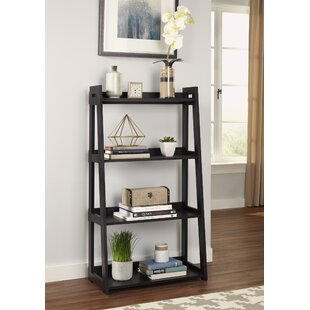 Best Reviews Wide Standard Bookcase ByClosetMaid