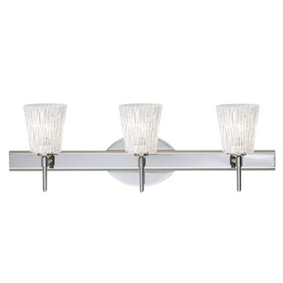 Besa Lighting Nico 3-Light Vanity Light