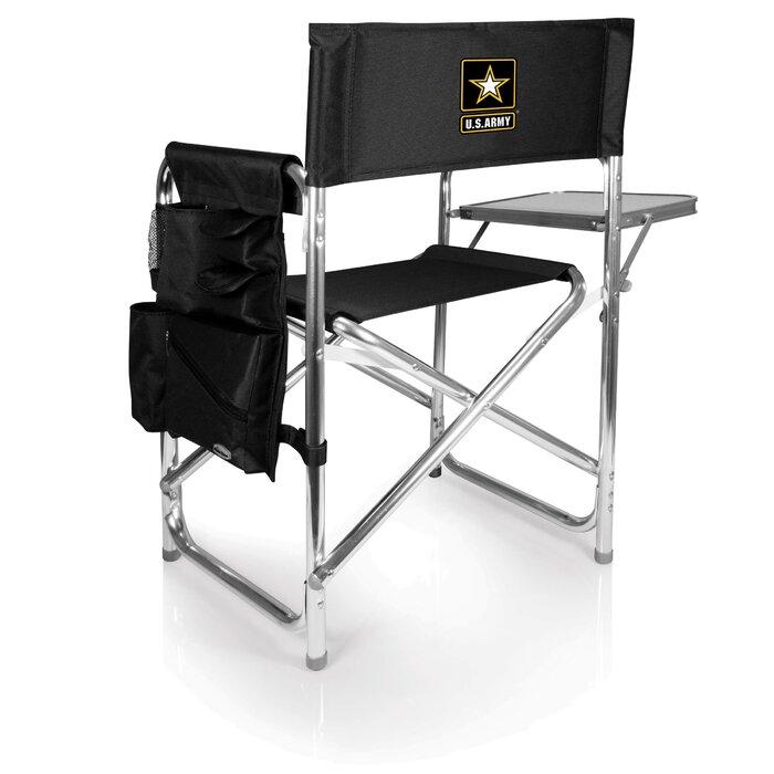 Amazing Army Folding Director Chair Inzonedesignstudio Interior Chair Design Inzonedesignstudiocom