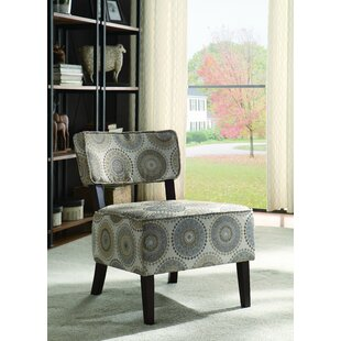 Lach Slipper Chair by World Menagerie