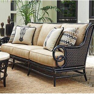 Tommy Bahama Outdoor Marimba Patio Sofa with Cushions