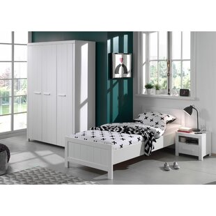 Eddy 3 Piece European Single Bedroom Set By Isabelle & Max