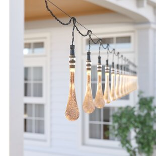 Kellison 20 ft. 30-Light Novelty String Light