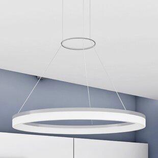 Wade Logan Chifdale Orbicular 1-Light LED Pendant