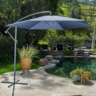 Beachcrest Home Muhammad Fullerton 10' Cantilever Umbrella