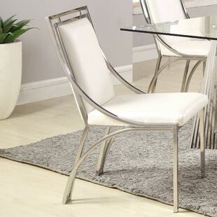 Maribel Upholstered Dining Chair (Set of 2) Orren Ellis