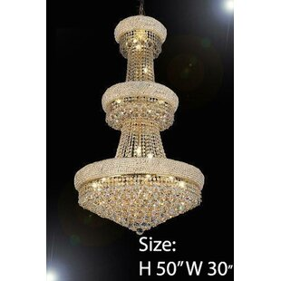 Astoria Grand Lintz 24-Light Empire Chandelier