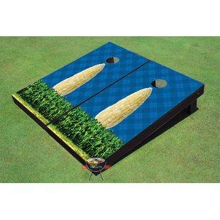 All American Tailgate Corn Field Cornhole Board (Set of 2)