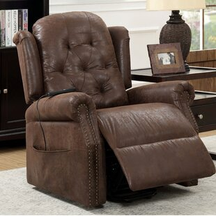 Bashaw Power Recliner by Darby Home Co