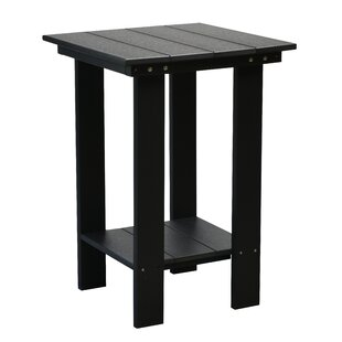 Joao Balcony Plastic Side Table