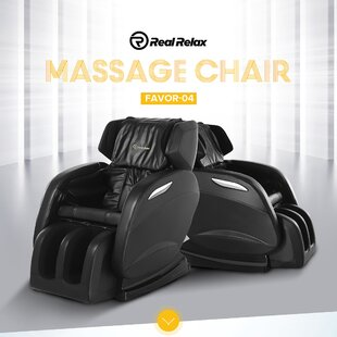 Full Body Zero Gravity Massage Chair by RealRelax