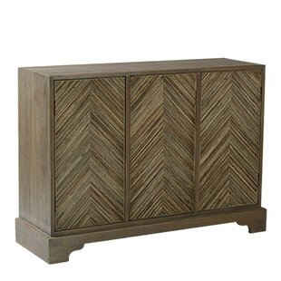 Ahner 3 Door Accent Cabinet by Foundry Select