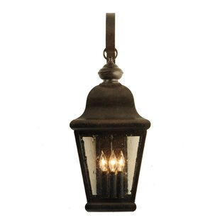 Compare 3-Light Outdoor Wall Lantern By Meyda Tiffany