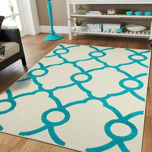 Yablonski Ivory Indoor/Outdoor Area Rug