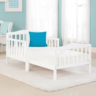 Big Oshi Toddler Platform Bed By Baby Time International, Inc.