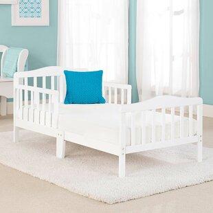 Big Oshi Toddler Platform Bed By Baby Time International, Inc.