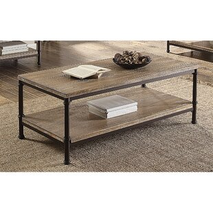 Corunna Coffee Table By Gracie Oaks