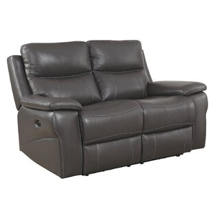 Maines Contemporary Reclining Loveseat