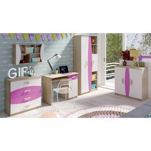 Lizette 5 Piece Bedroom Set By Isabelle & Max