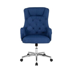 Schum Upholstered High Back Office Chair