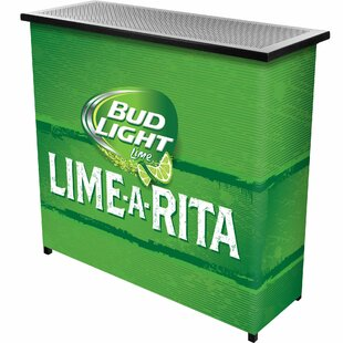 Trademark Global Bud Light Lima-A-Rita Home Bar