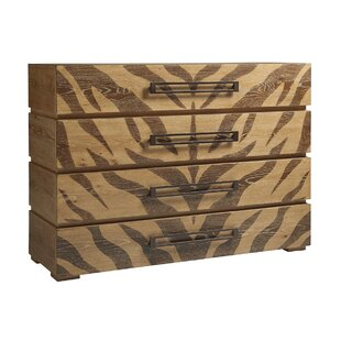 Tommy Bahama Home Los Altos 4 Drawer Accent Chest