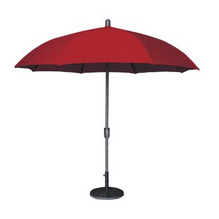 Red Barrel Studio Mariam Dome 8.5' Market Sunbrella Umbrella