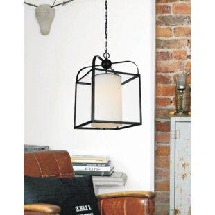 CWI Lighting Danielle 1-Light Foyer Pendant