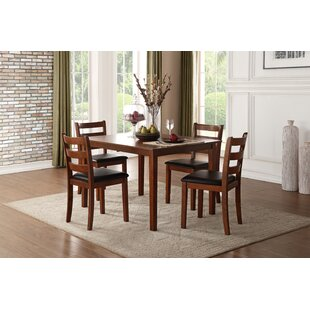 Maglio 5 Piece Dining Set