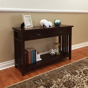 Fella 2-Drawer Console Table