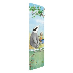 A Lift For Elsa Wall Mounted Coat Rack By Symple Stuff