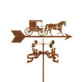 Horse Buggy Weather Vane Wayfair