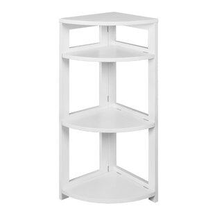 Find Flip Flop Folding Corner Unit Bookcase ByRegency