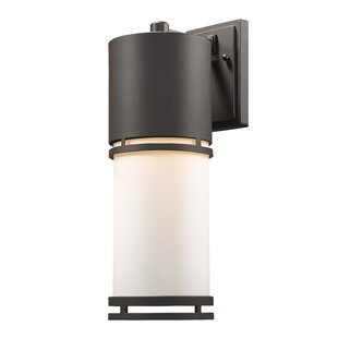 Feder 1-Light Outdoor Sconce