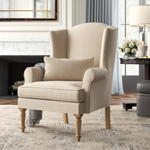 Loire Wingback Chair by Zentique Today Sale Only