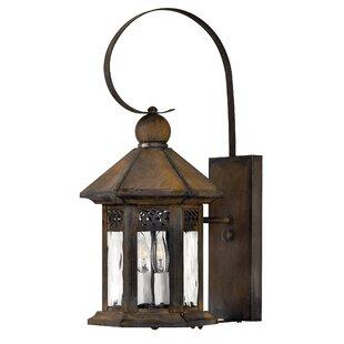 Savings Westwinds 2-Light Outdoor Wall Lantern By Hinkley Lighting