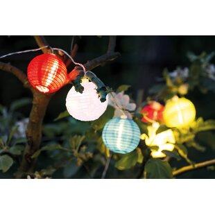 Hackford 10-Light LED String Lights By Symple Stuff