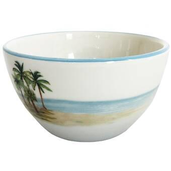 Bay Isle Home Lord 24 Oz Palm Breezes Pasta Bowl Wayfair