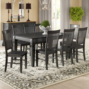 Beesley 9 Piece Extendable Dining Set DarHome Co