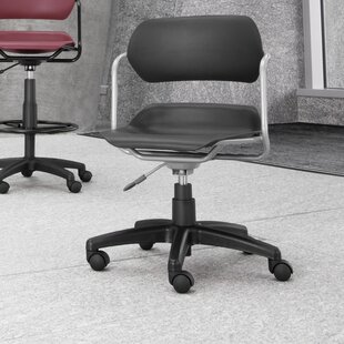OFM Armless Low-Back Desk Chair