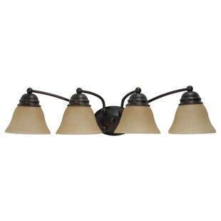 Affordable Poneto 4-Light Vanity Light By Charlton Home